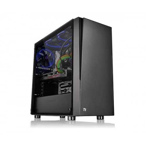 THERMALTAKE VERSA J21 TEMPERED GLASS EDITION MID TOWER CASING